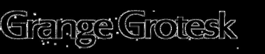 Grange Grotesk