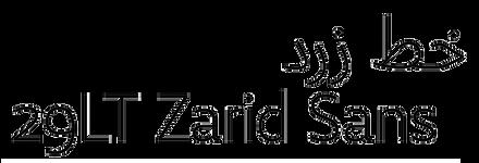 29LT Zarid Sans