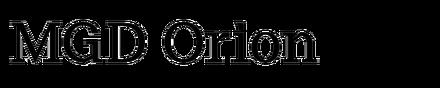 MGD Orion
