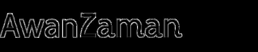 AwanZaman (Latin)