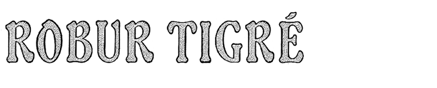 Robur tigré