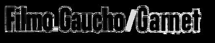 Filmotype Gaucho / Garnet