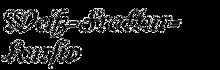 Weiß-Fraktur-Kursiv
