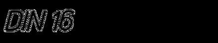 DIN 16