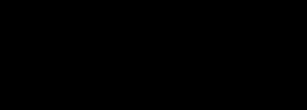 Lettres Art Nouveau