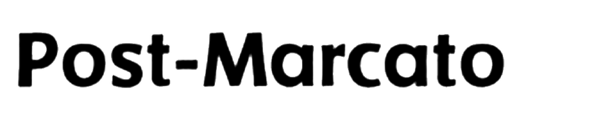 Post-Marcato