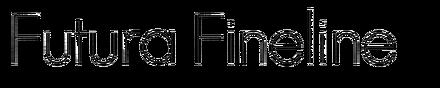 Futura Fineline
