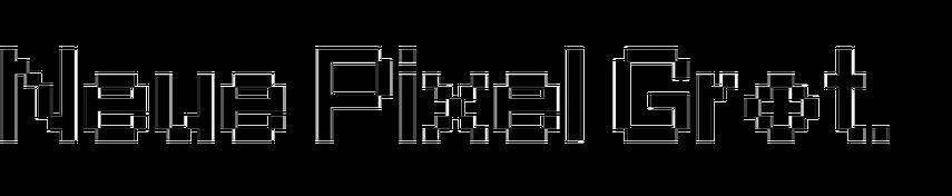 Neue Pixel Grotesk
