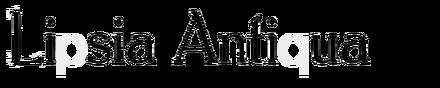 Lipsia-Antiqua