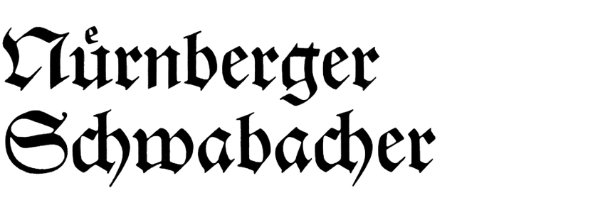 Nürnberger Schwabacher