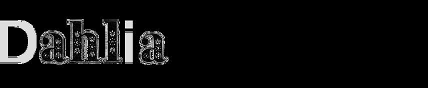 Cavanagh Dahlia