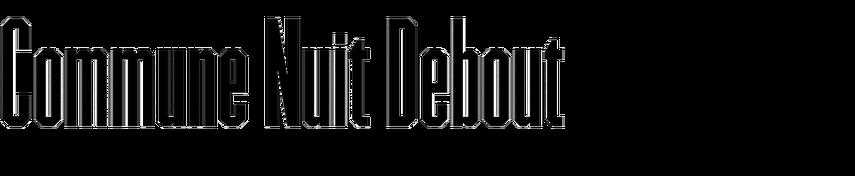 Commune Nuit Debout