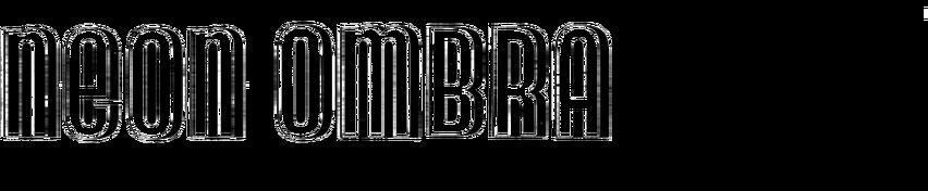 Neon Ombra