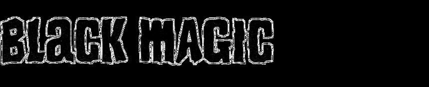 Bordonaro Black Magic
