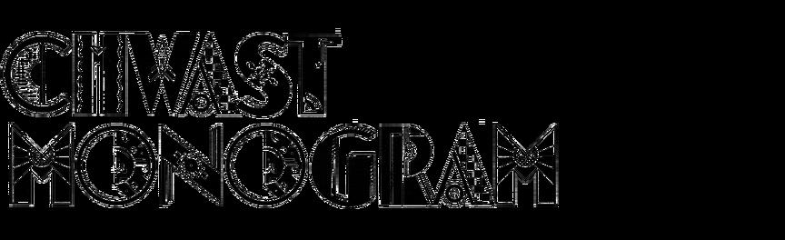 Chwast Monogram