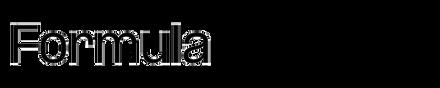 Formula Condensed