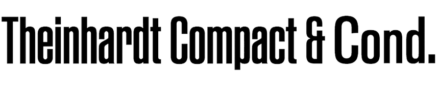 Theinhardt Compact & Condensed