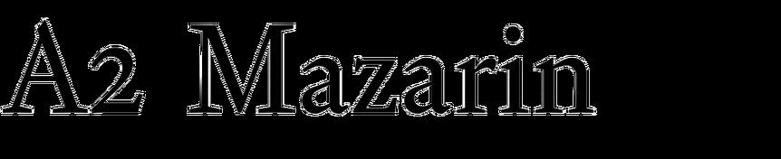 A2 Mazarin