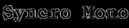 Syncro Mono