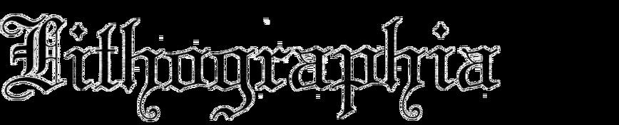 Lithographia (Klinkhardt)