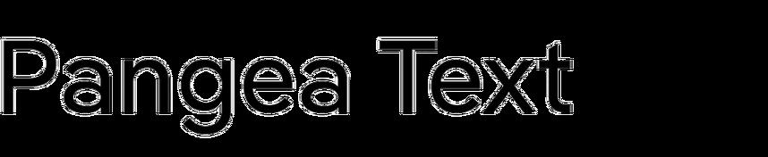 Pangea Text