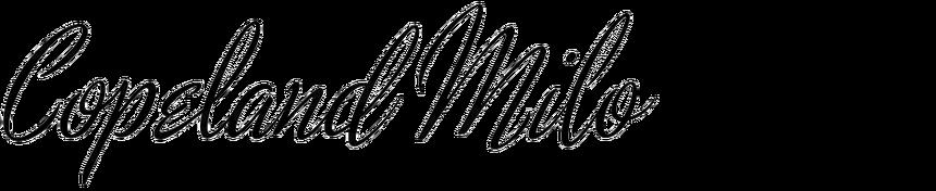 Copeland Milo