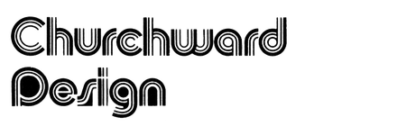 Churchward Design Sparkly & Modern