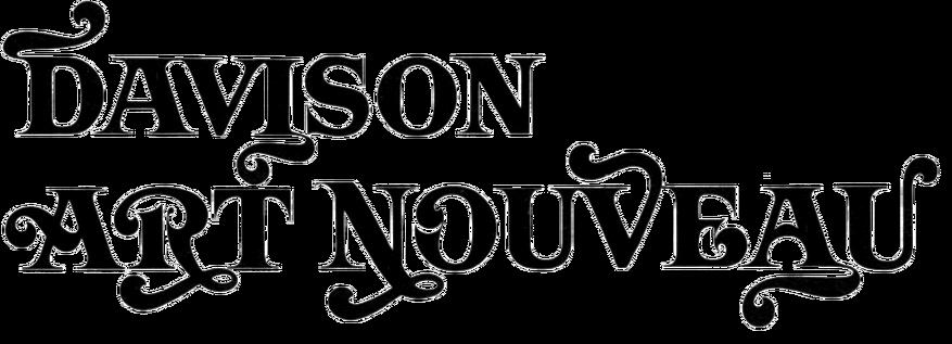 Davison Art Nouveau