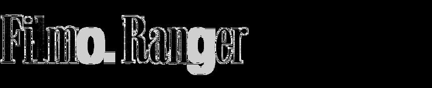 Filmotype Ranger