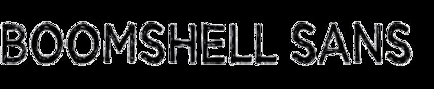 Boomshell Sans