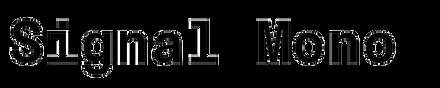 Signal Mono