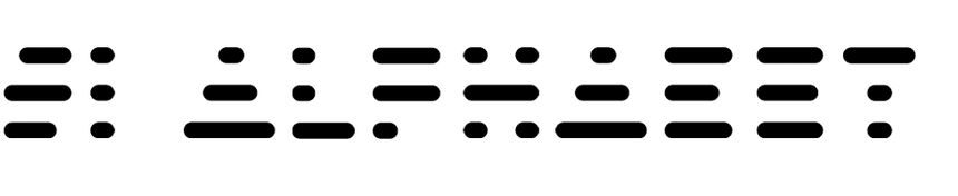 SI Alphabet