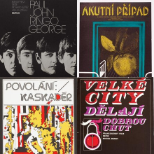 Czechoslovak posters