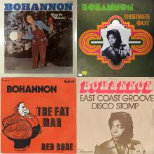 The Album Covers of Hamilton Bohannon