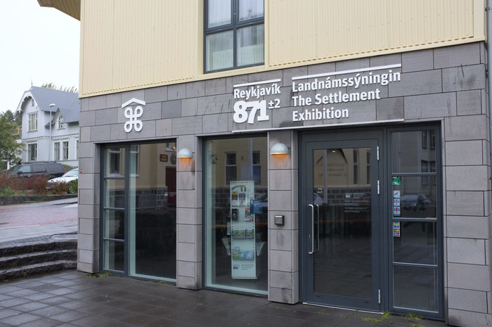 The Settlement Exhibition 1