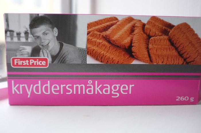 Kryddersmåkager Cookies