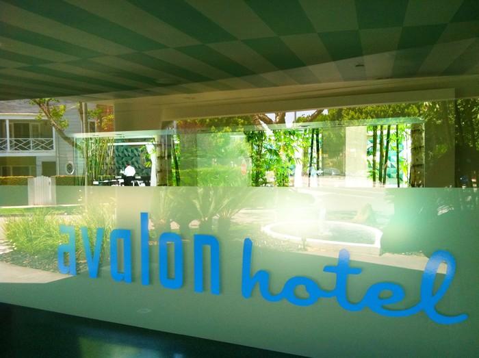 Avalon Hotel 1