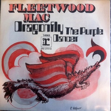 """Dragonfly"" / ""The Purple Dancer"" – Fleetwood Mac"