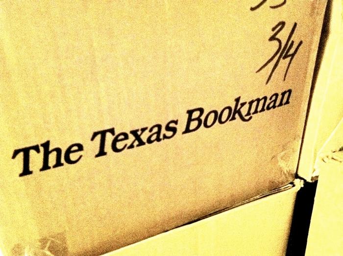 The Texas Bookman
