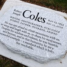 Robert Joseph Coles Gravestone