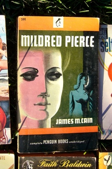 <cite>Mildred Pierce</cite> by James M. Cain