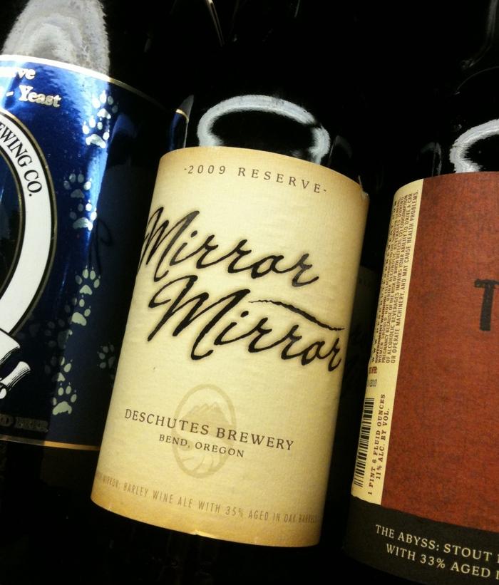 Deschutes Brewery Beer Label