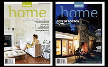 <cite>Boston Home</cite> magazine
