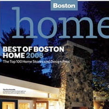 <cite>Boston Home</cite> magazine