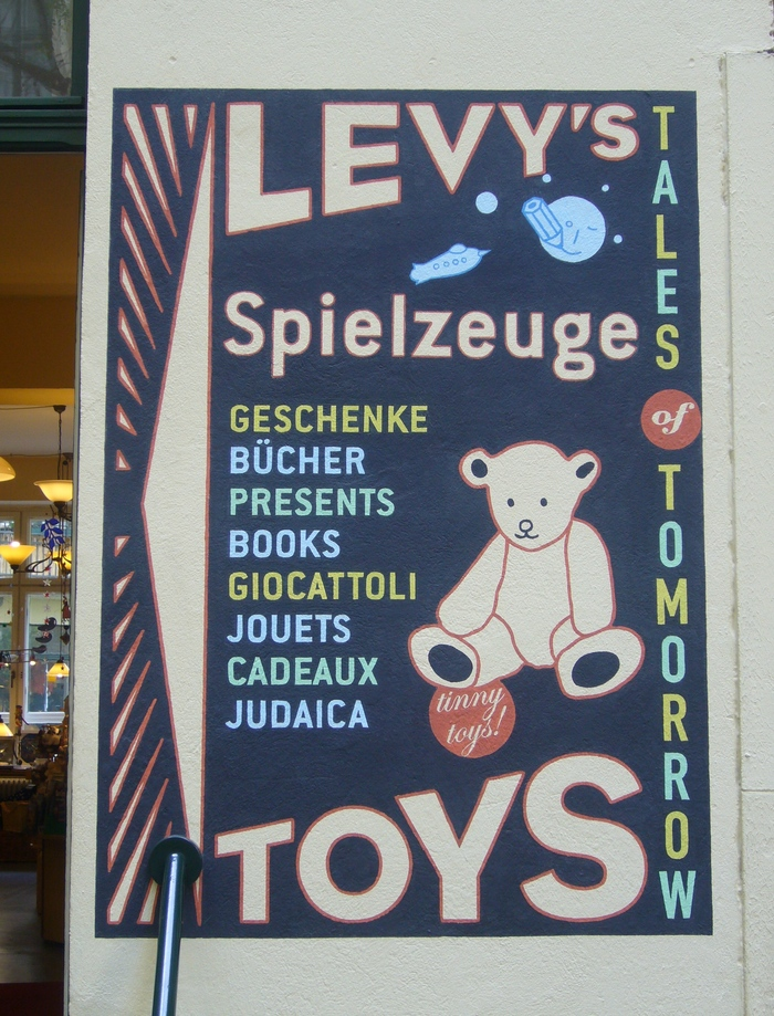 Levy's Toys