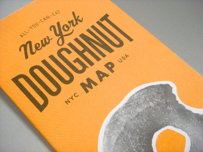New York Doughnut Map 1