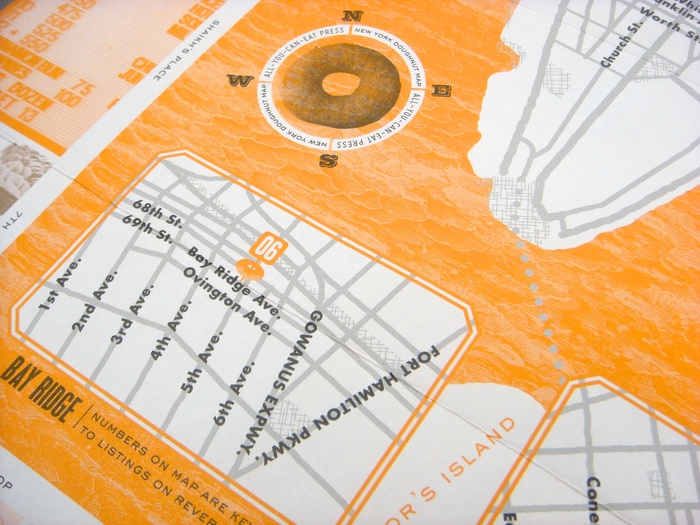 New York Doughnut Map 4