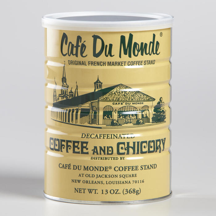 Café Du Monde beignet mix and coffee packaging 3
