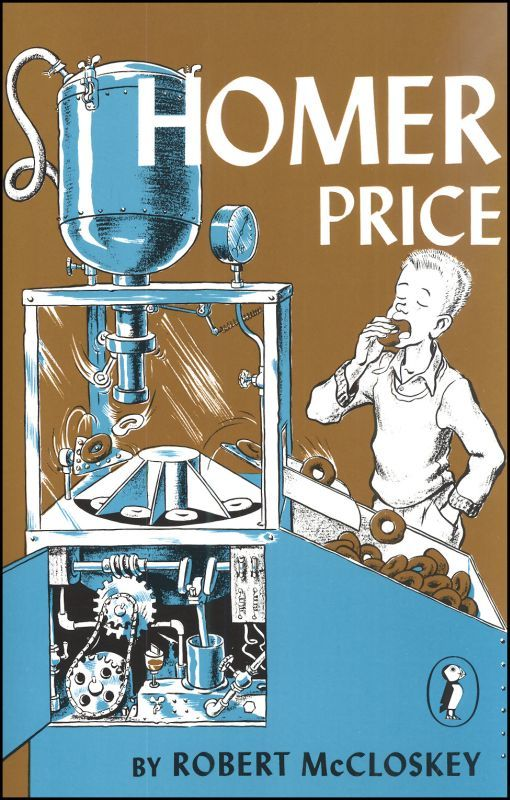 Homer Price book cover