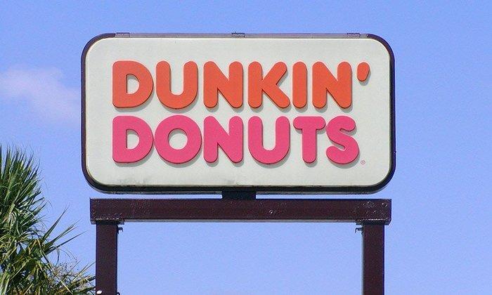 Dunkin' Donuts logo 4